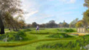 Area's history: An artist's impression of how the finished project may look.