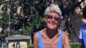 Audrey Fyfe, cyclist killed when she was knocked down by Gary McCourt in Portobello, Edinburgh in August 2011.