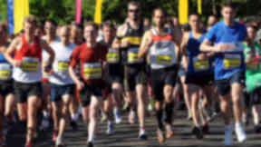 Edinburgh Marathon 2013.