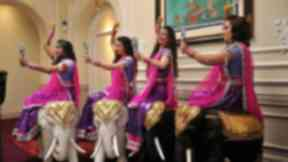 Dance time: The Desi Bravehearts will be peforming at the O2 Glasgow Mela.
