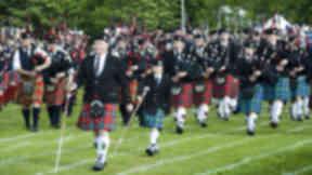 Aberdeen Highland Games: Rain results in cancellation.