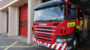 Scottish fire and rescue service generic 4 Quality image