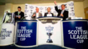 The draw for the Scottish League Cup third round has been made.