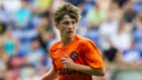 Ryan Gauld, Dundee United, August 2013.