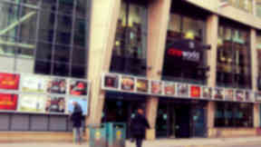 Cineworld: Customers evacuated from Renfrew Street building in Glasgow.