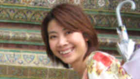 Khanokporn Satjawat, Thai HIV drug delegate, allegedly murdered by Clive Carter at SECC Clyde Auditorium on November 12, 2013.