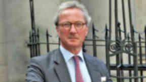 Richard Keen QC, Dean of the Faculty of Advocates and Scottish Conservative Party chairman.