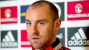 Kris Boyd speaks to the media after being called into the Scotland squad to take on Norway