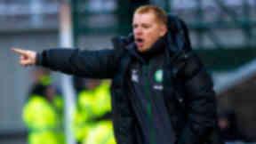 Celtic manager Neil Lennon, January 2014
