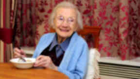 Jessie Gallan thought to be Scotlan'd oldest woman at 108-years-old. Puts her health down to one bowl of salty porridge a day.