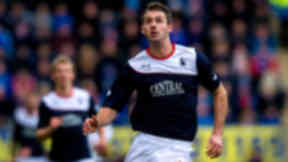 David McCracken for Falkirk.