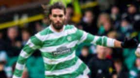 Georgios Samaras in action for Celtic