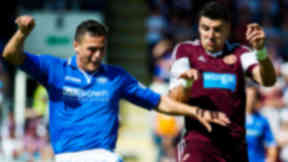 St Johnstone welcome Hearts to McDiarmid Park.