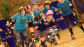 Auld Reekie roller girls gear up for first intercity clash