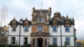 Cameron House Hotel: The restaurant at the hotel is among those awarded a Michelin star for the first time.