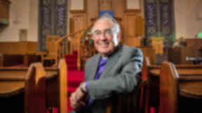 Reverend Dr Angus Morrison who stood down from Moderator Designate  of the Church of Scotland.