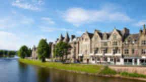 4* Inverness getaway