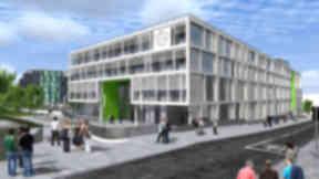 New Boroughmuir High School Plans