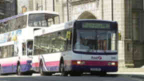 FirstBus: Denies having a monopoly over Aberdeen.