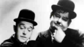 Stars: Laurel and Hardy will feature in this year's festival.
