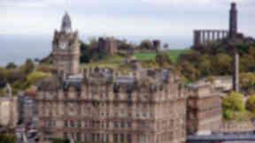 City deal: The blueprint covers six council areas including Edinburgh.