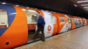 new Subway livery