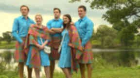 Team Scotland July 6, 2014.