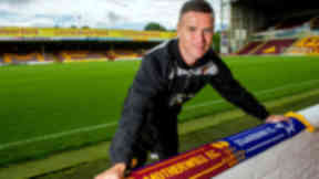 Motherwell's Simon Ramsden looks ahead to his sides Europa League Qualifier against Stjarnan
