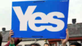 Yes campaign good generic quality indyref