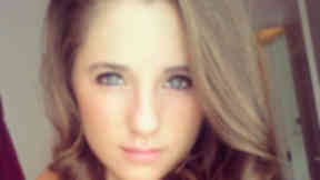 Eilish Herron: The 17-year-old was found trapped under Wotherspoon's Ford Focus.