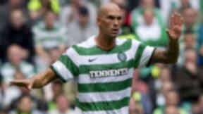 Celtic defender Daniel Majstorovic.