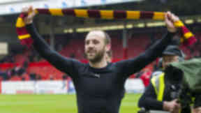 James McFadden has returned to Motherwell for a third time.