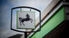 Quality image of the Lloyds Banking Group logo.