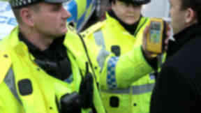 Banned: New statistics reveal where drink-drivers in Scotland live.