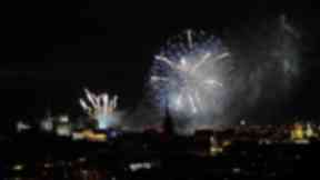 Fireworks: The festival ends every year with a display in time with music.