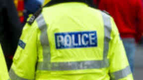 police officer police scotland anonymous quality news image #policegeneric