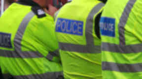 Three police officers police scotland quality news image #policegeneric