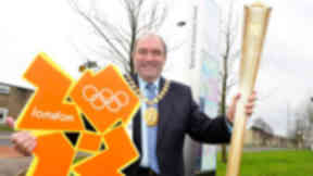 Flame: The Olympic torch will burn bright in Cumbernauld