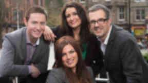 Meet the STV Edinburgh The Fountainbridge Show team
