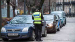 Parking: Restrictions were deemed to be no longer 'fit for purpose' (file pic).