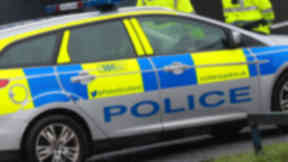 Police car police scotland generic anonymous quality news image #policegeneric