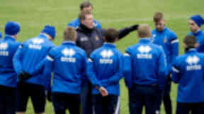 Kilmarnock interim manager Gary Locke prepares his side for their weekend tie with Dundee Utd.