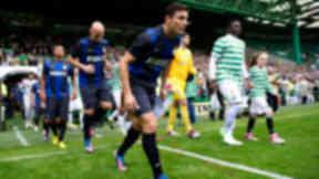 Celtic v Inter Milan, 2012
