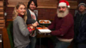 Christmas Dinner: Fundraiser has been running since 2014 (file pic).