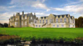 Plans to expand MacLeod House on Donald Trump's golf course in aberdeenshire.