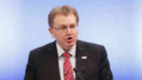 David Mundell: SNP said secretary 'must match words with action'.