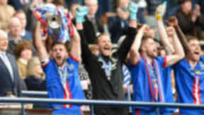 Holders Inverness CT enter the competition at this stage.