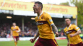 Marvin Johnson, Motherwell, Rangers, Premiership