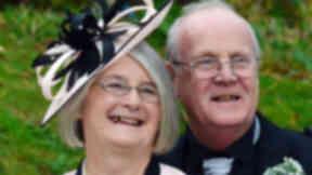Inquest: James and Ann McQuire, who died in Tunisia.