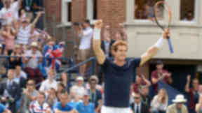 Andy Murray, Davis Cup, France, Queen's, 2015